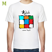 Футболка Rubik Come Back