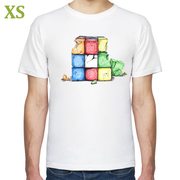 Футболка Rubik's Cube Bricks